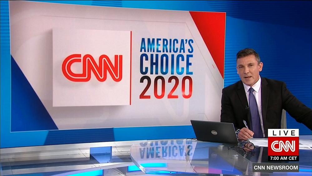 CNNニュースルーム
